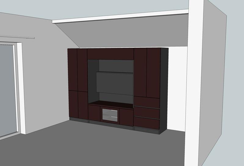 すえ木工のMGシリーズを3Dで提案したさいのモデリングイメージをご紹介