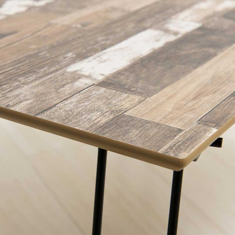 スクラップウッドテーブル天板