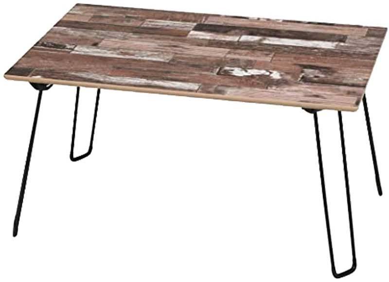 スクラップウッドテーブル