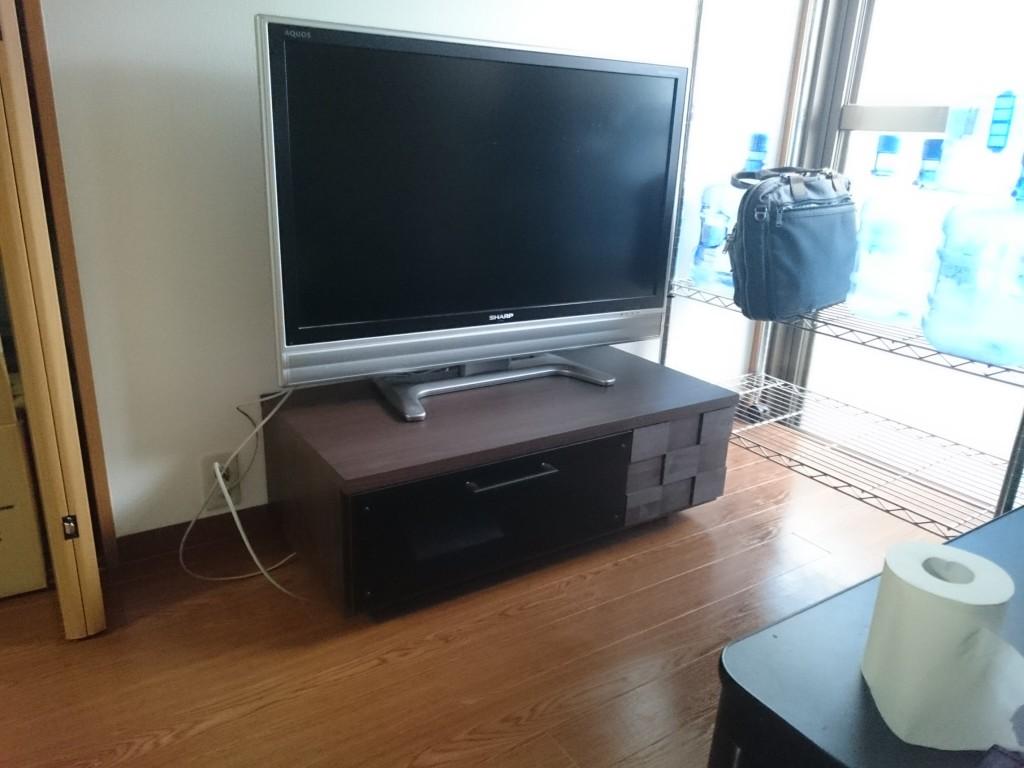 ネオビンテージテレビボード納品事例2