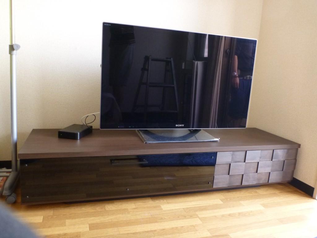 ネオビンテージテレビボード納品事例3