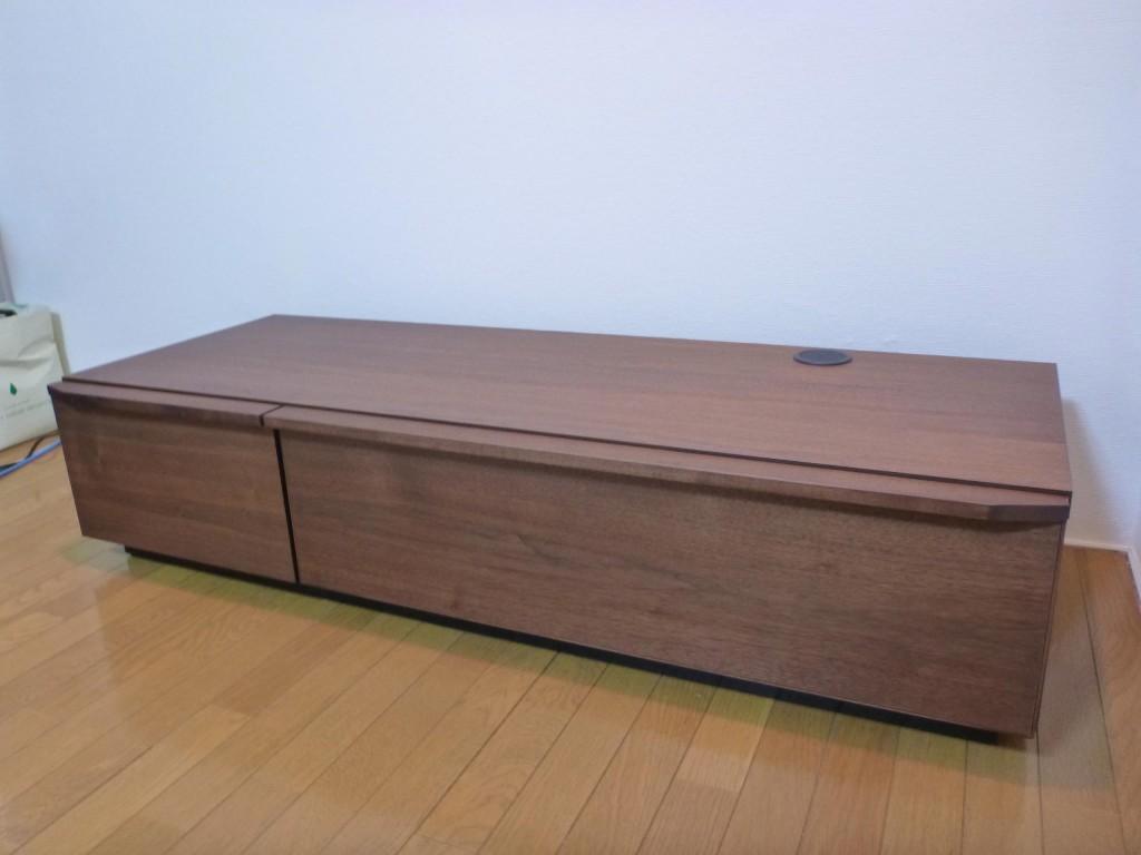 隠してみせるテレビボード納品事例6