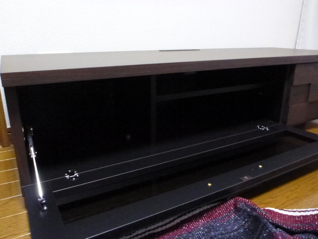ネオビンテージテレビボード納品事例5