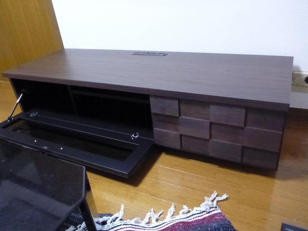 ネオビンテージテレビボード納品事例6