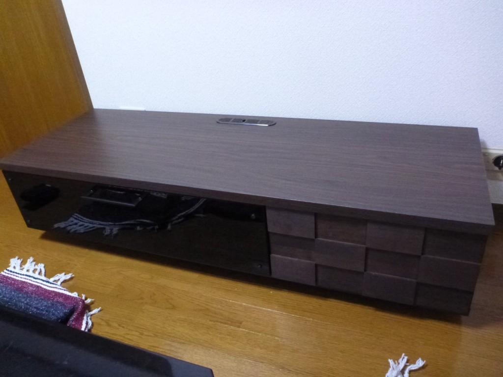 ネオビンテージテレビボード納品事例7