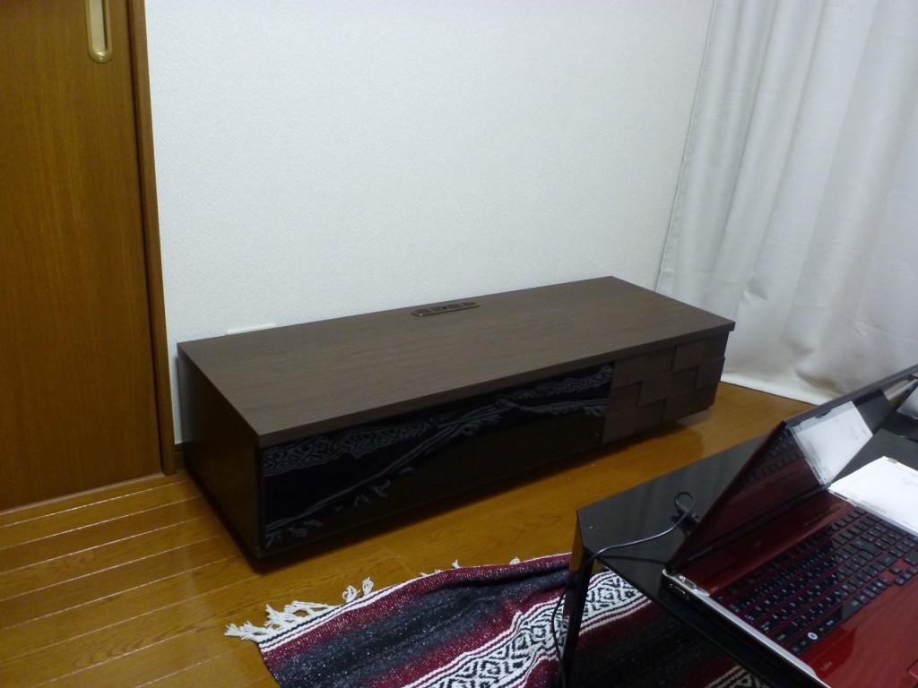 ネオビンテージテレビボード納品事例8