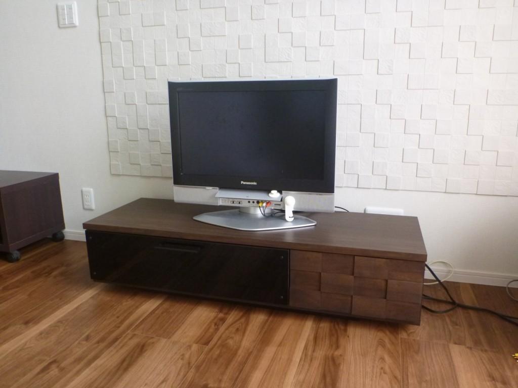 ネオビンテージテレビボード納品事例9