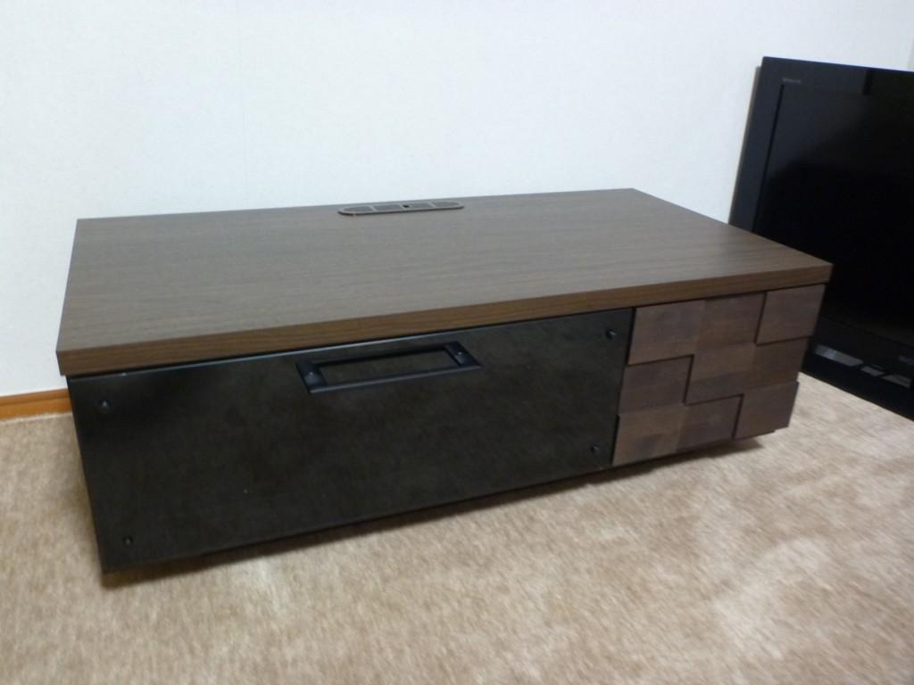 ネオビンテージテレビボード納品事例10