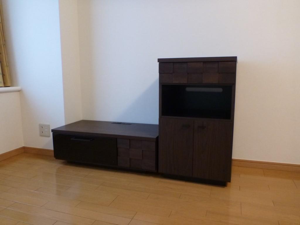 ネオビンテージテレビボード納品事例12