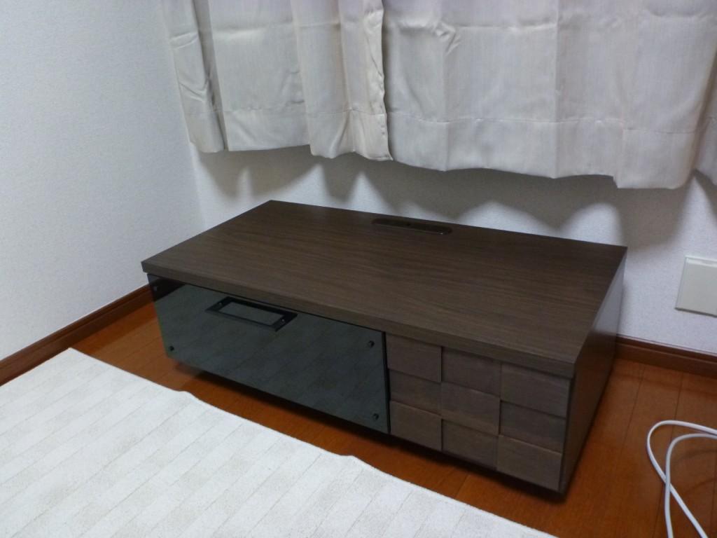 ネオビンテージテレビボード納品事例13