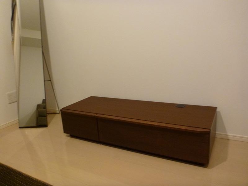 隠してみせるテレビボード納品事例13