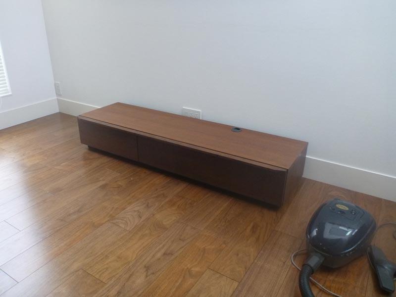 隠してみせるテレビボード納品事例17