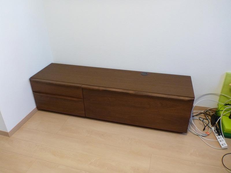 隠してみせるテレビボード納品事例19