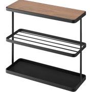 スリムな小さいサイドテーブル 強くて安くて無印イケアより良い